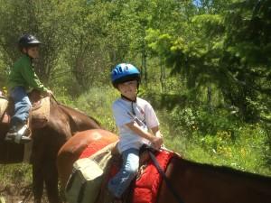yearling saddle club boys